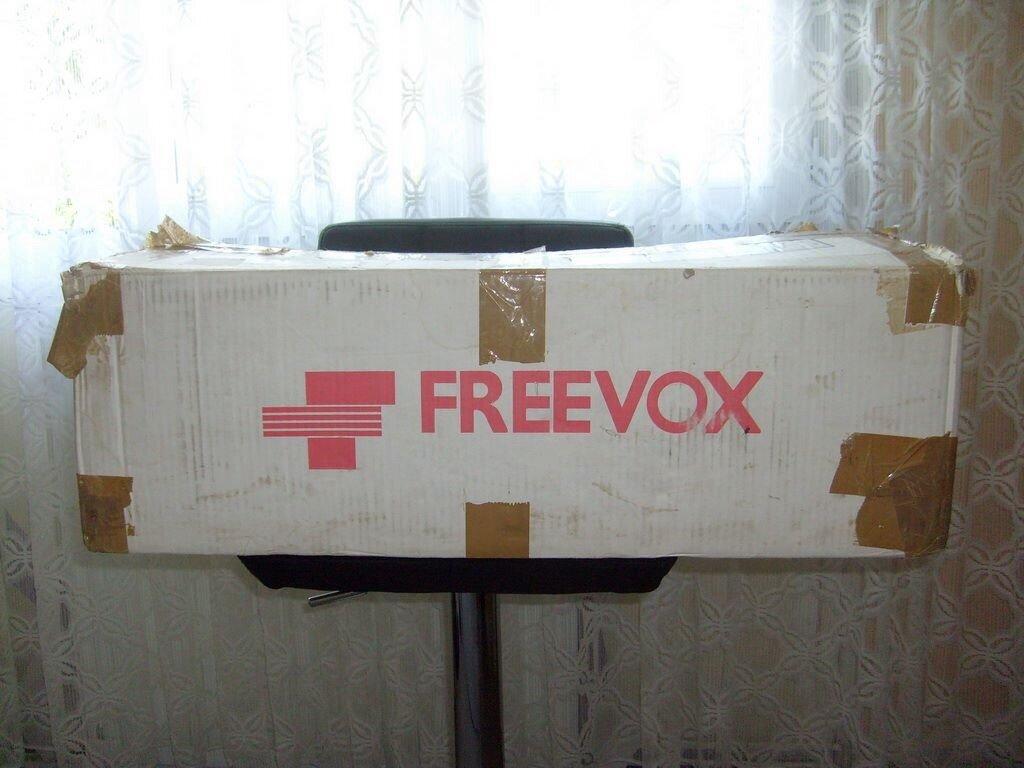 Carton Freevox