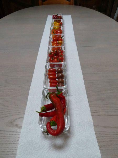 tomates cerises déco de table (2)