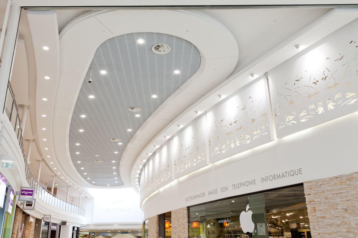 Ossature faux plafond owa sarcelles devis construction for Ossature faux plafond