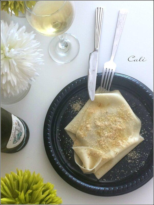 Lasagnes Minute aux Haricots Blancs & Brocoli 001