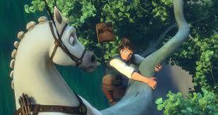 Au galop - Maximus cheval raiponce ...