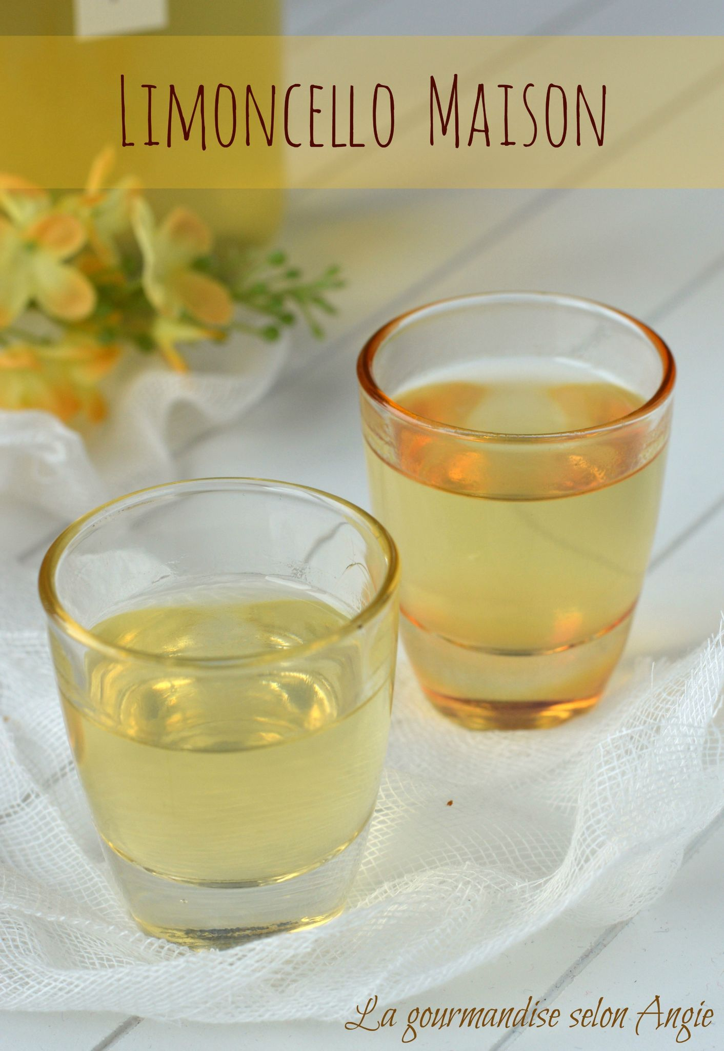 how to serve limoncello liqueur