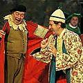 Le bourgeois gentilhomme - moliere au théâtre