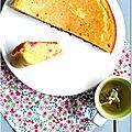 Gâteau à la poêle framboise-citron