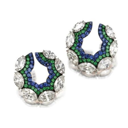 Pair_of_18_Karat_Gold__Silver__Diamond__Sapphire_and_Emerald_Earclips__JAR__Paris__1998b