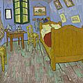 Norton simon museum to exhibit vincent van gogh's bedroom