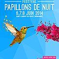 Festival papillons de nuit 2014 : une édition ambitieuse!