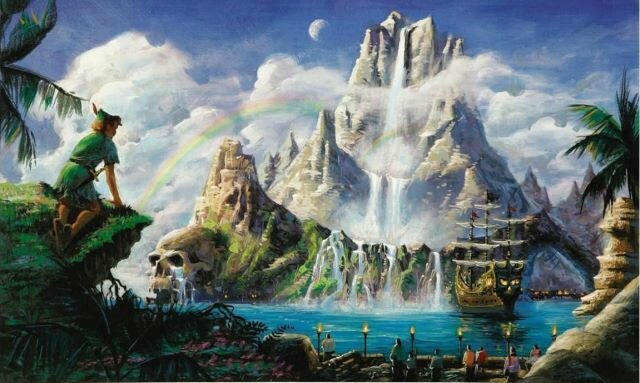 Peter Pan's Neverland, le grand projet de Michael Jackson ...