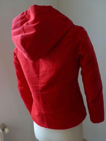 Blouson rouge5
