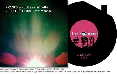 jazz@home-31 - Leandre - Houle - 19 avril 12