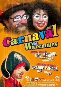 affiche carnaval 2006