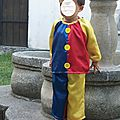 Un petit clown !