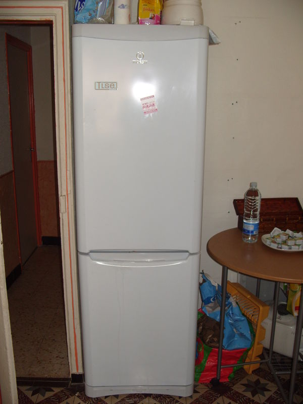 D m nagement - Combine frigo congelateur indesit ...