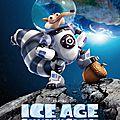 Affiche L'âge de glace 5 : Les lois de l'univers