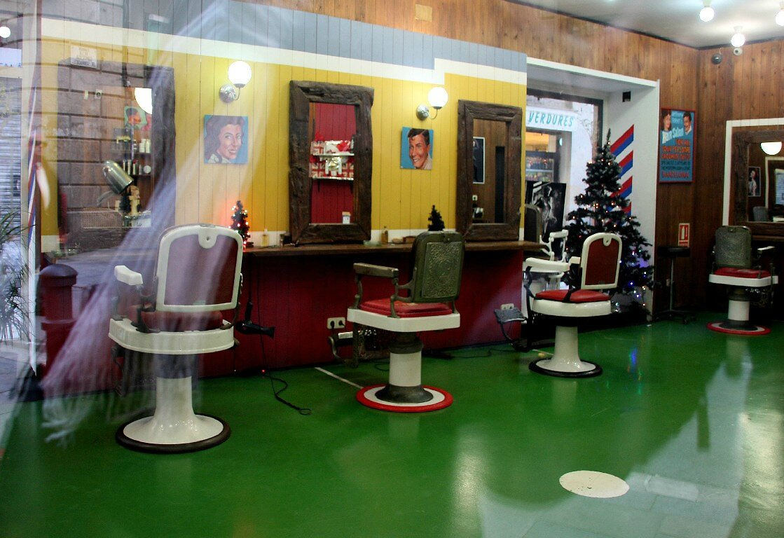 Barcelone, Coiffeur_5021