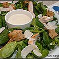 Neo salade césar