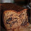 Cake à la crème de marrons & intense chocolat noir