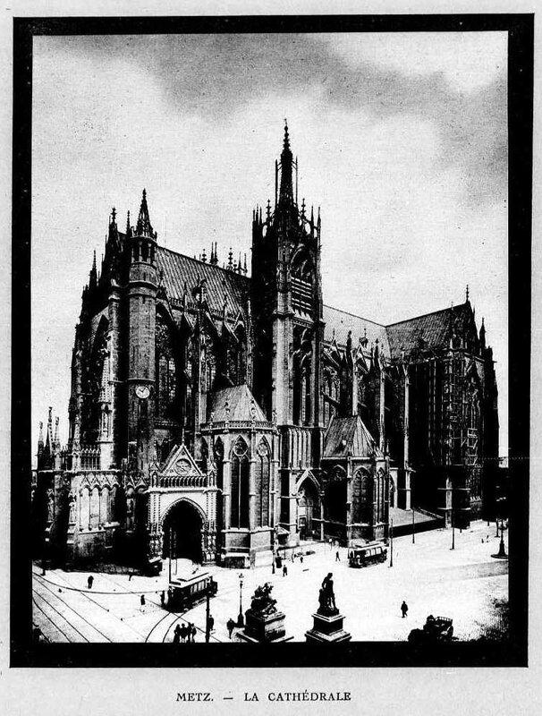 Cathédrale de Metz1
