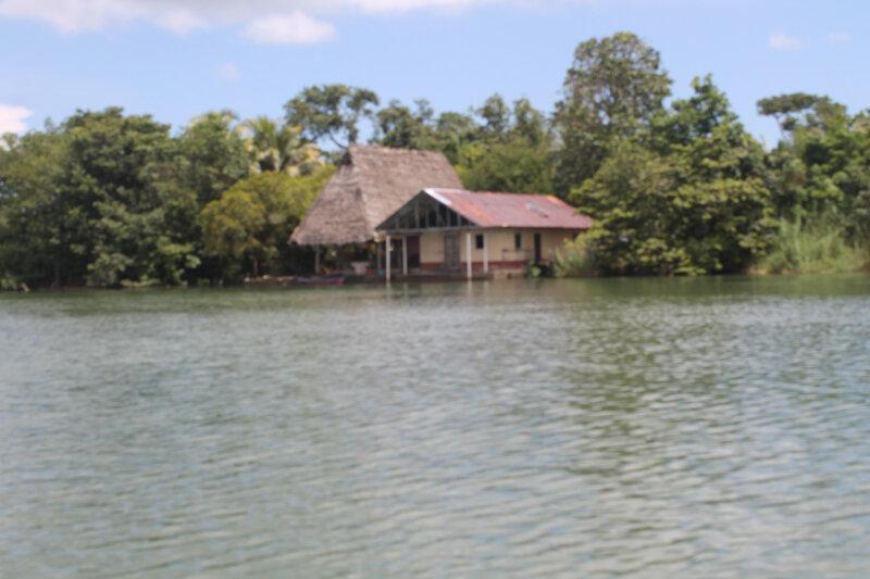 Guatemala - Rio Dulce (6)