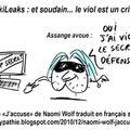 Wikileaks et soudain... le viol est un crime...