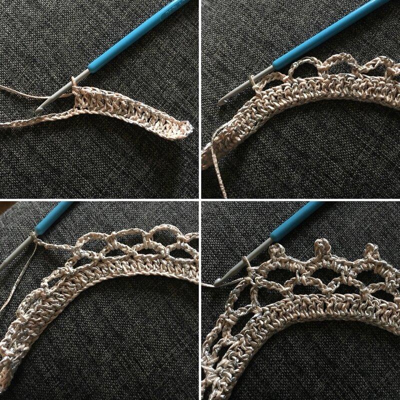 couronne des rois au crochet