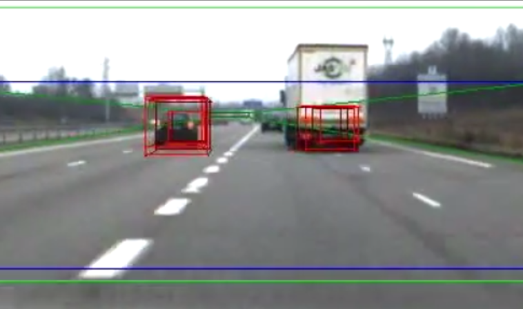 new release of carNEXYAD developed a scale model of car for RD on ADAS and