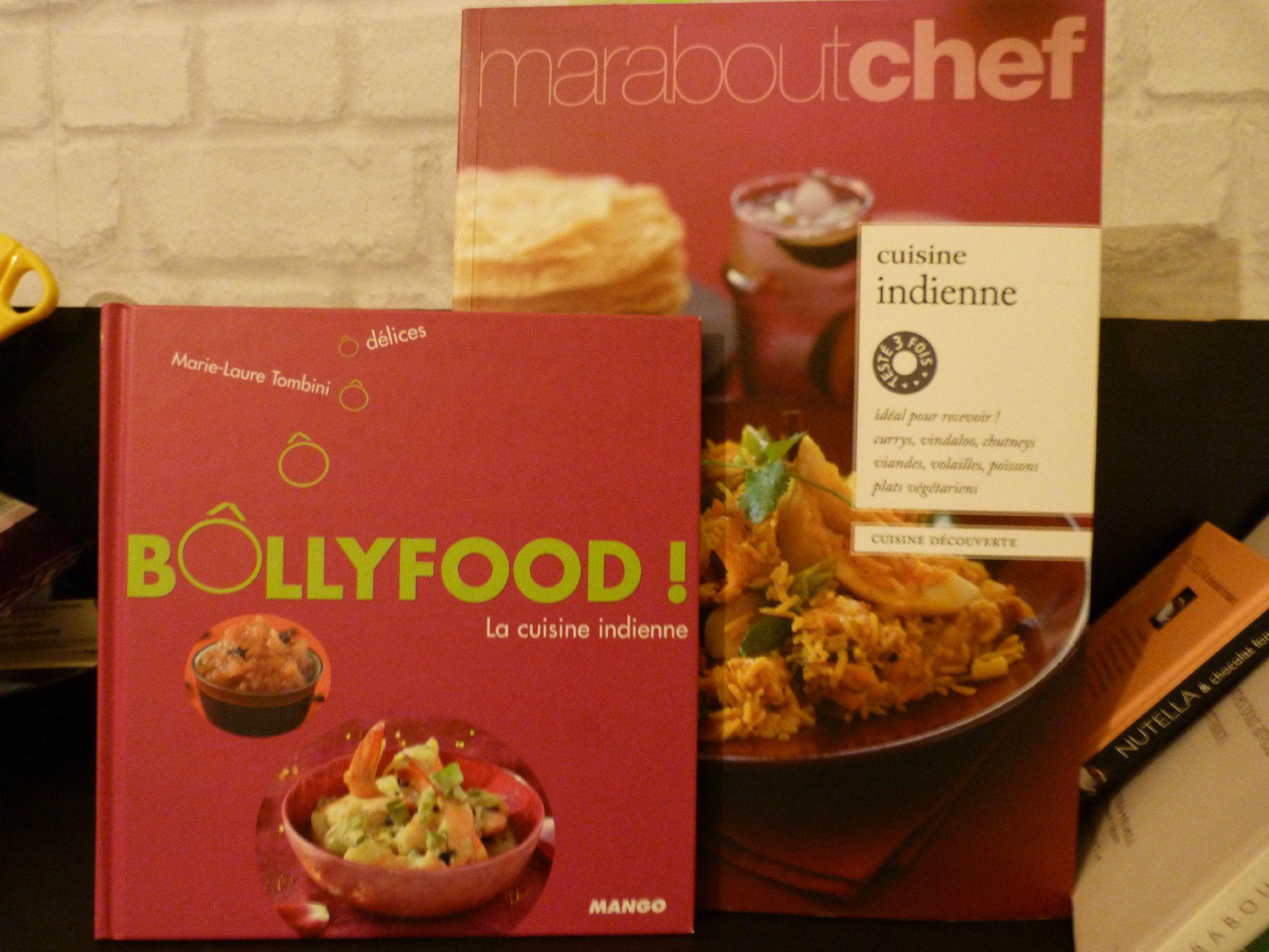 Mes livres de cuisine pr f r s the walking cake for Livre de cuisine indienne