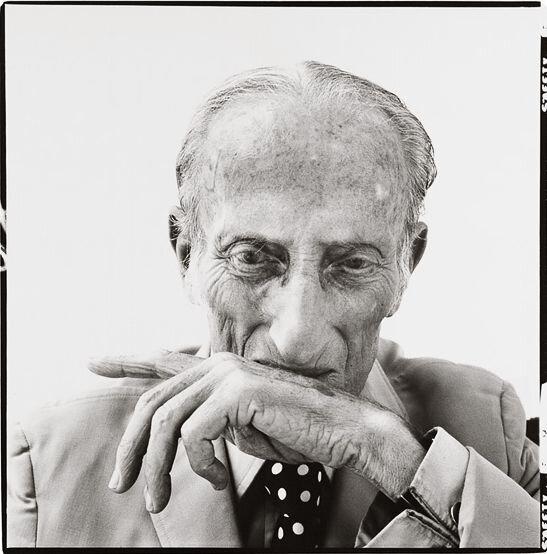 Jacob Israel Avedon, père du photographe, , Floride, 15 mai 1971