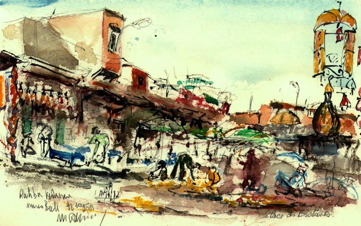 Marrakech Rabah Kedima