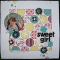 Sweet girl x