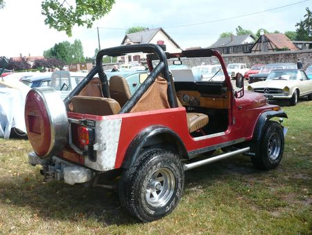 JEEP CJ-7 1983 Neuwiller (2)