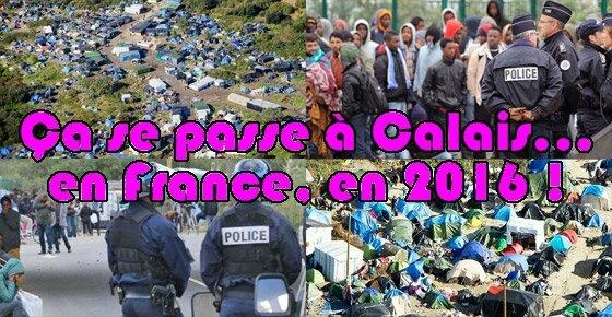 La Jungle de Calais : ce qu'on vous cache