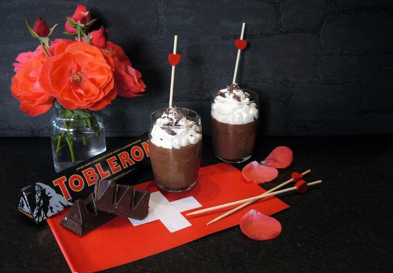 aaa Toblerone Noir Mousse Chocolat Suisse