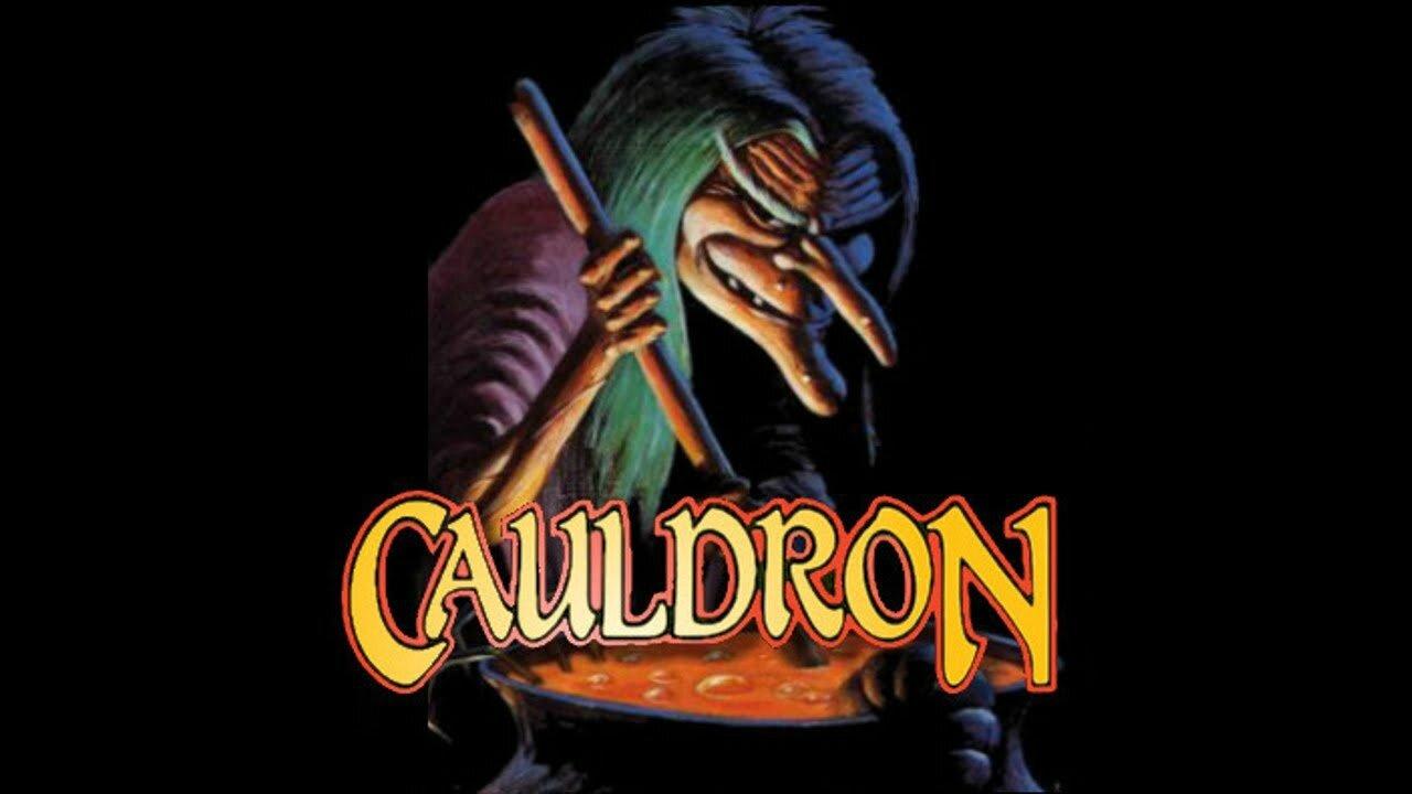 Fêtez Halloween avec Cauldron