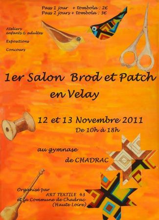 Chadrac affiche