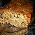 Cake au thon à la catalane