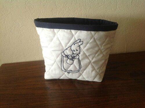 Trousse de toilette petit modèle
