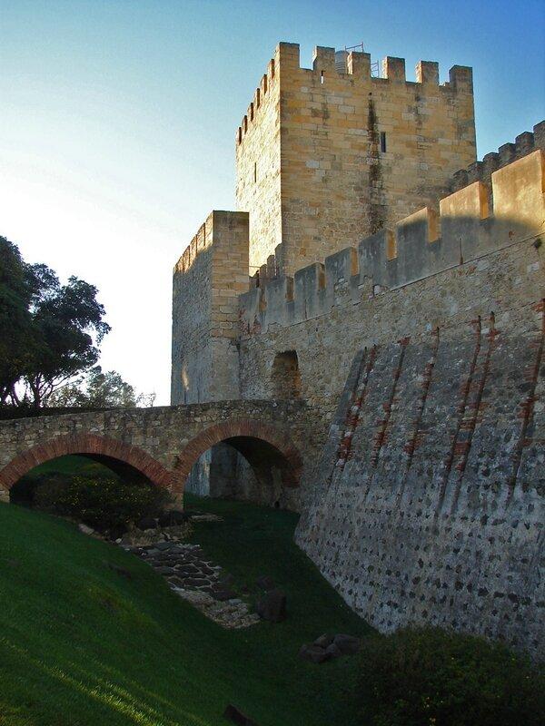 Lisbonne château Saint-Georges 10