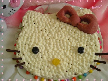 gâteau hello kitty (3)