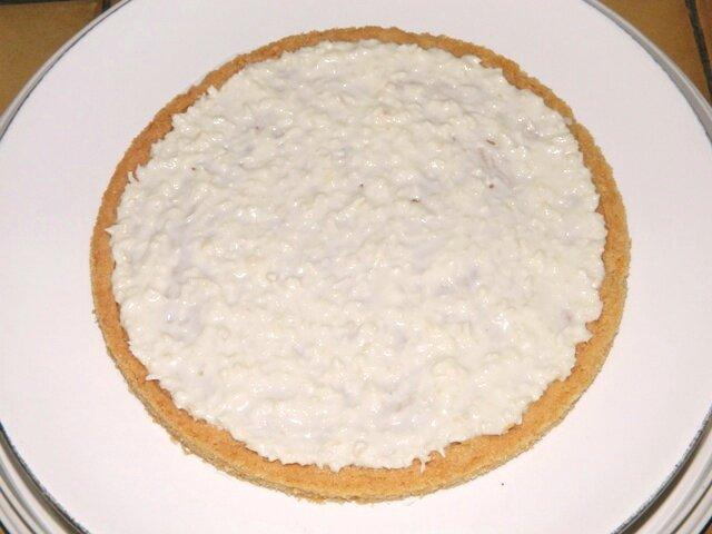 Sablé coco chocolat blanc coco