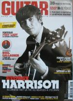 Magazine Guitar George Harrison