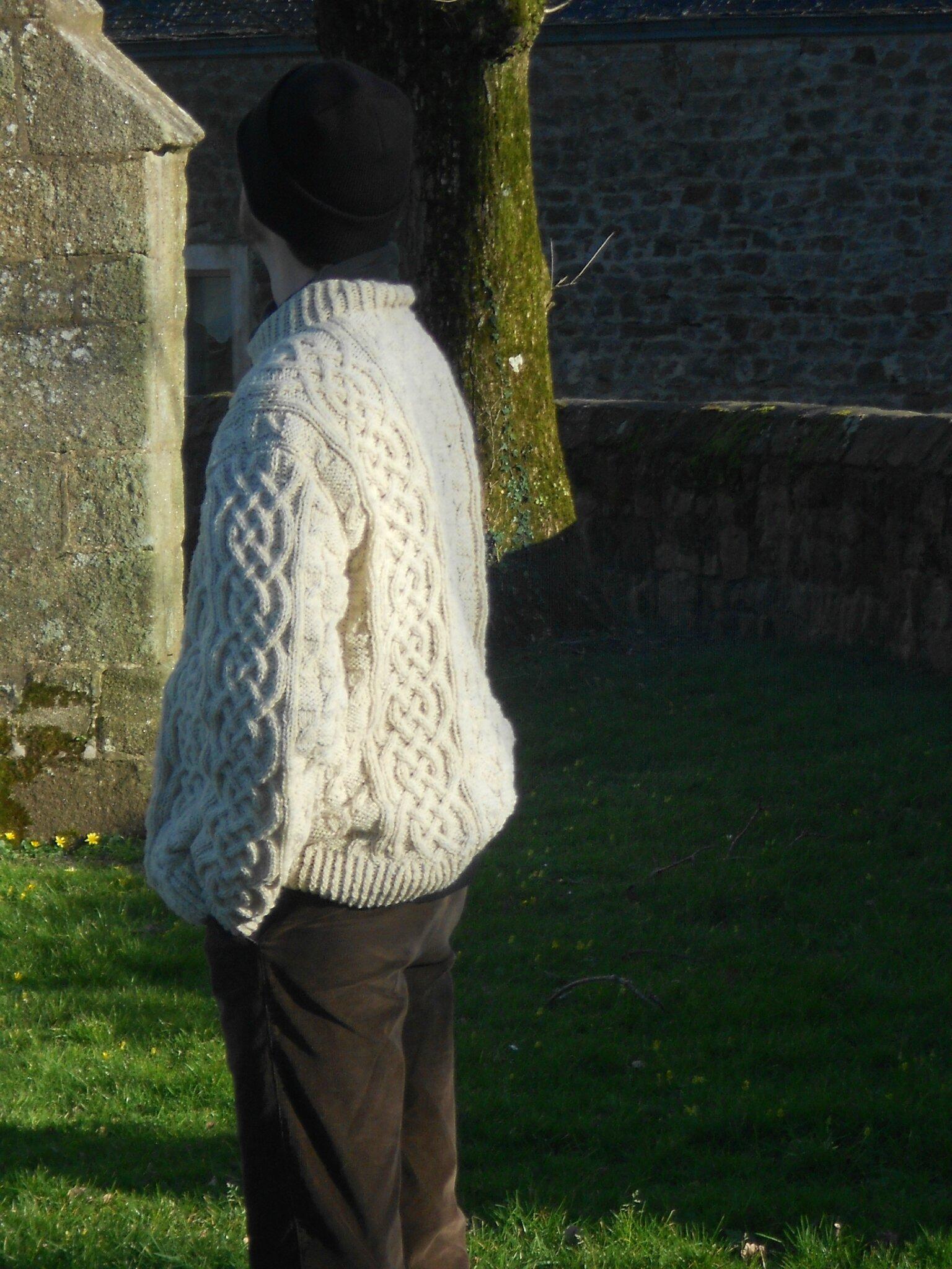 La veste qui sent le mouton