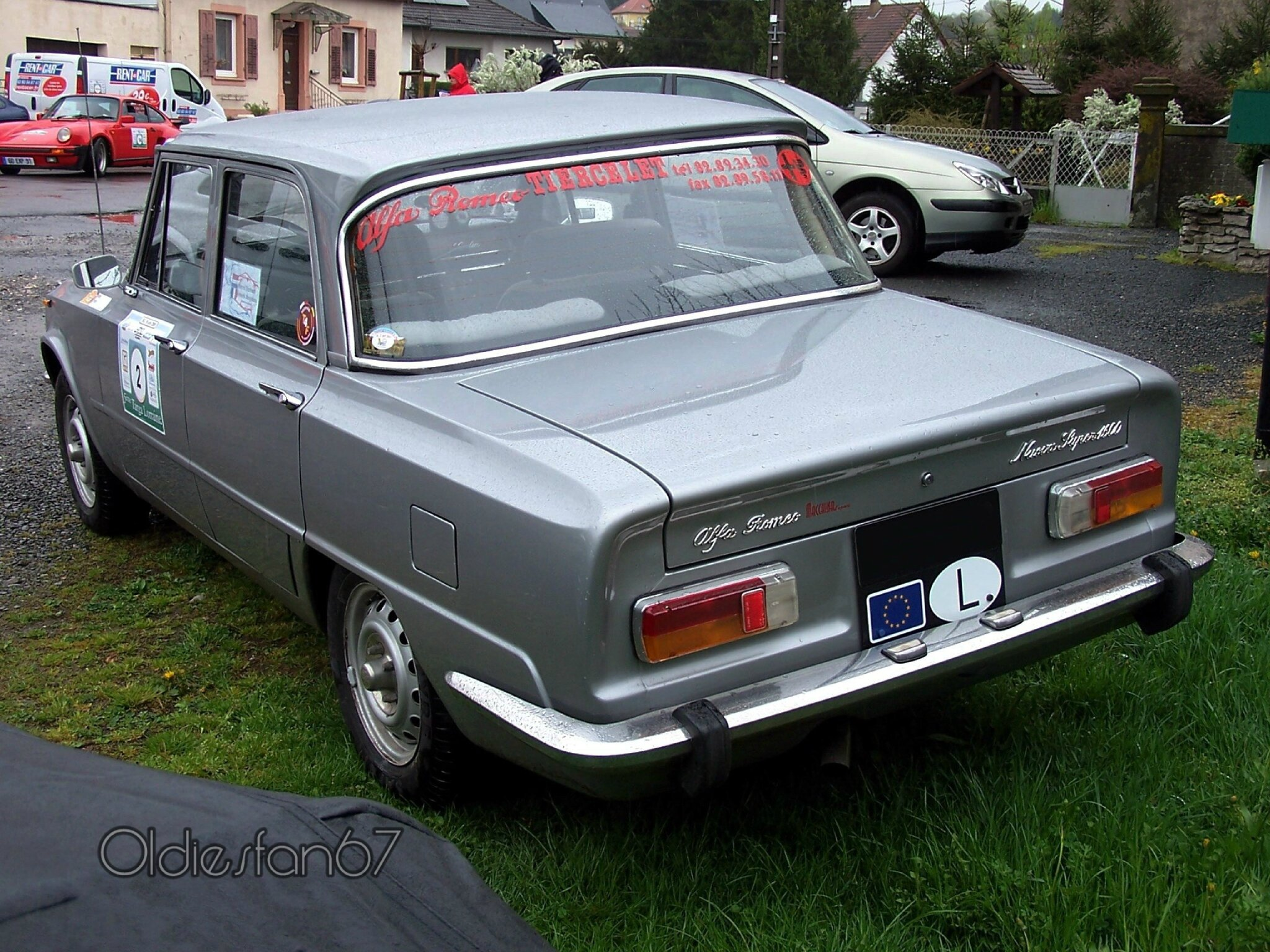 alfa romeo giulia nuova 1600 super oldiesfan67 mon blog. Black Bedroom Furniture Sets. Home Design Ideas