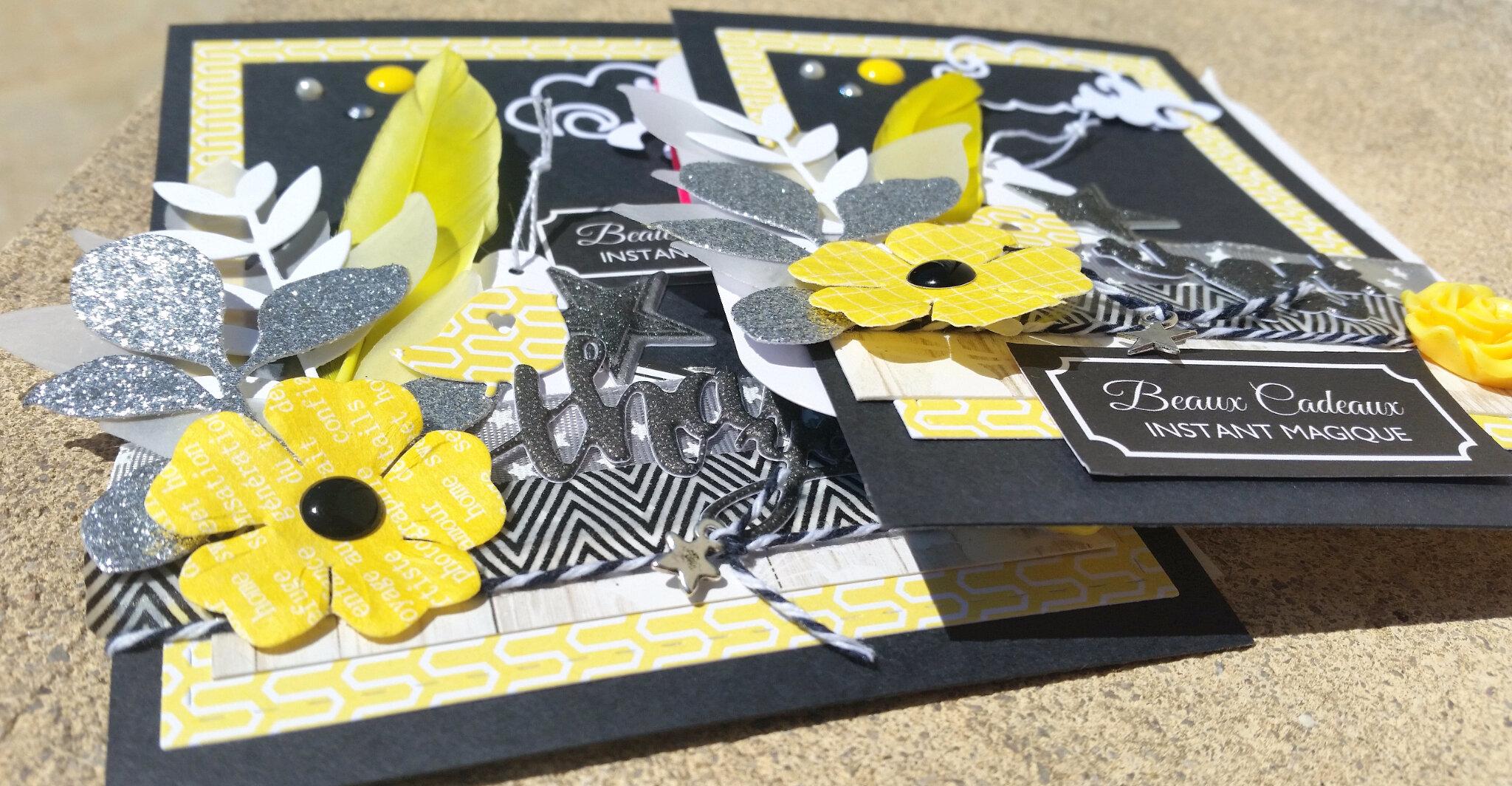 cartes de remerciements par aurore swirlcards le blog. Black Bedroom Furniture Sets. Home Design Ideas