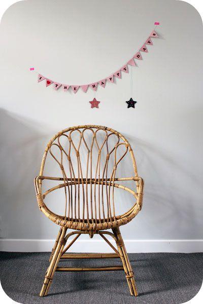 fauteuil osier vintage l 39 atelier du petit parc. Black Bedroom Furniture Sets. Home Design Ideas