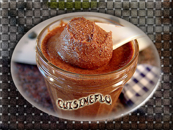 Pralin maison (en pâte et en poudre) de Cuisineflo