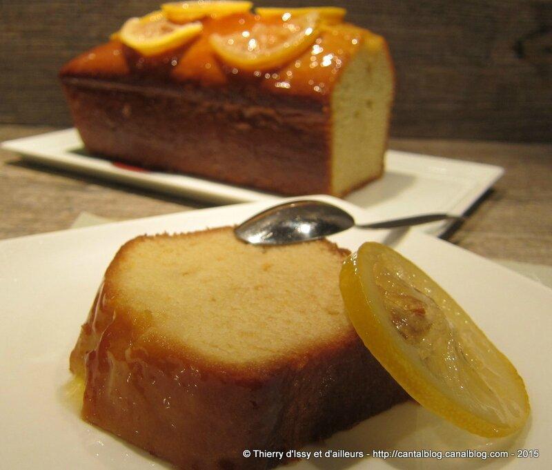 CAKE CITRON PIERRE HERME