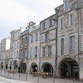 La Rochelle, les arcades