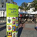 Happy art à sanary / mer