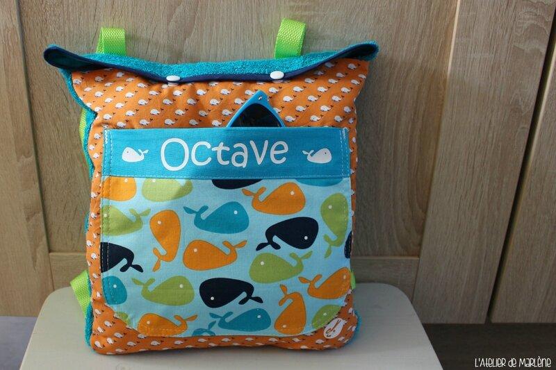 sac serviette Octave
